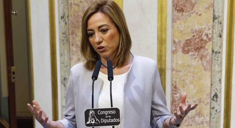 Carme Chacón ficha como socia por un despacho de abogados