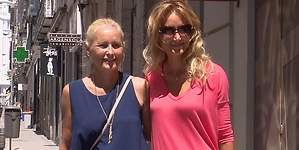 Alba Carrillo y su madre, acusadas de tiranas