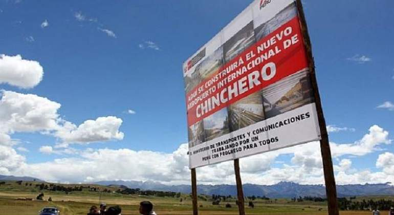 Aeropuerto de Chinchero: obra iniciaría antes de julio 2018