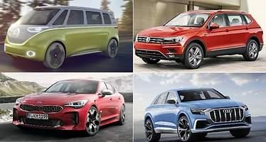 Las principales novedades del Salón del Automóvil de Detroit que llegarán a Europa