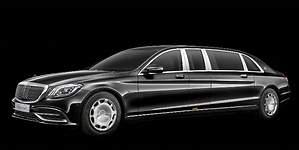 Mercedes-Maybach Pullman 2018: un lujoso salón de 6,5 metros con 630 CV bajo el capó
