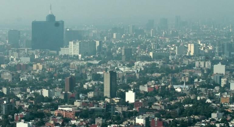 """Sigue restricción a vehículos por Contingencia Ambiental en Ciudad de México"""""""