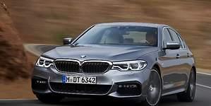 BMW presenta la nueva generación del Serie 5: listo para reinar