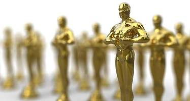 El menú de los Oscar: 400 pizzas artesanales y 7.000 estatuillas de chocolate