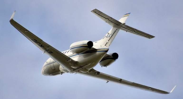Fotografia-de-un-avion