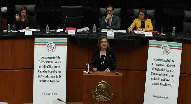 Nueva investigación sobre Ayotzinapa será entregada por la PGR: Arely Gómez