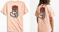 El logo del PSOE, lo último entre los hipsters