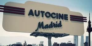 El primer autocine de Madrid abre sus puertas el 24 de febrero