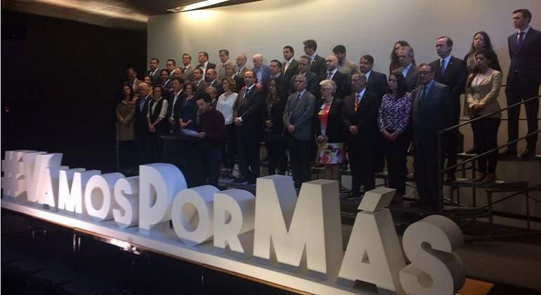 Dan impulso a #VamosPorMás en defensa del Sistema Nacional Anticorrupción