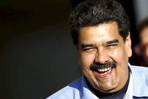 Maduro tiende la mano a Trump