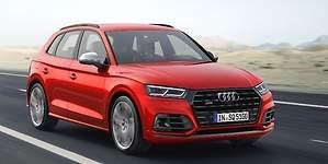 Audi desvela el nuevo SQ5 con motor TFSI de 354 CV