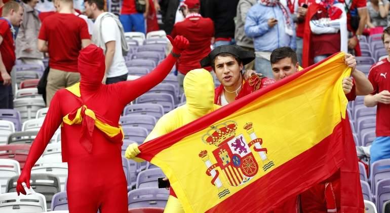 Un estudio demuestra que la pasión por el fútbol es similar al amor romántico