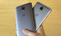 Los OnePlus 3, a Android P