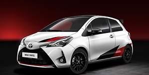 Toyota desvelará un Yaris de altas prestaciones: más de 210 CV