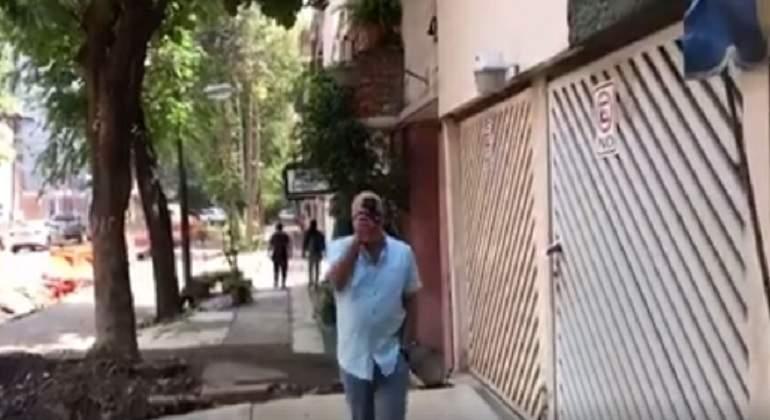 Venezolano a Jorge Rodríguez en México: Eres un asesino