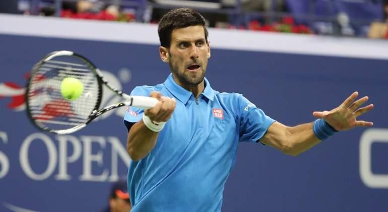 Djokovic deja alguna duda en su debut ante Janowicz en el US open
