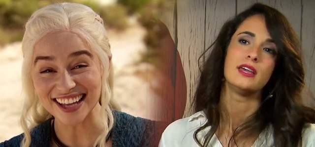 Khaleesi llega a First Dates a por un Jon Nieve