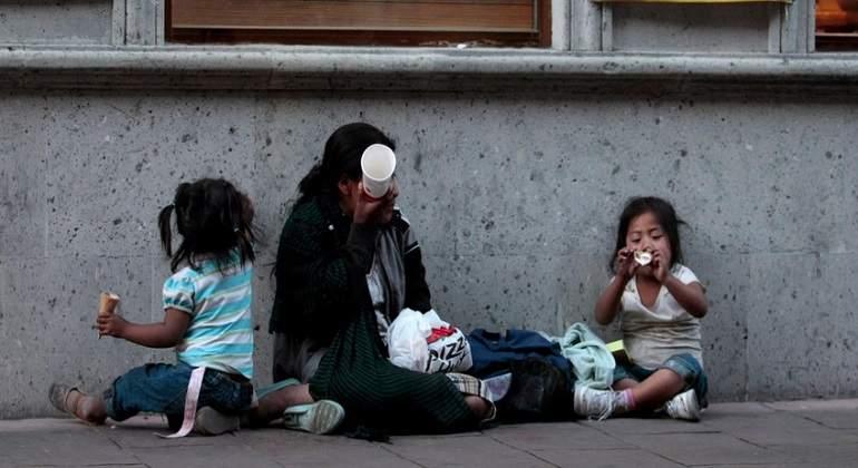 Retirarán de las calles de la CDMX a niños explotados
