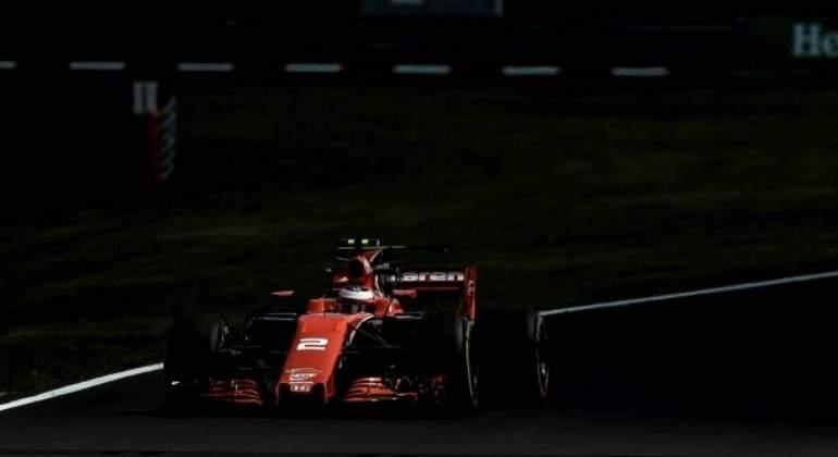 McLaren confirmó a Vandoorne