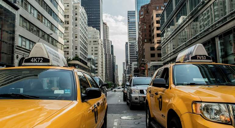 ¿Eres capaz de identificar los taxis con su país?