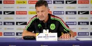 Osorio sabe su futuro en el Tri depende de Rusia 2018