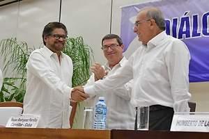 Humberto de la Calle, el parte del Jefe Negociador