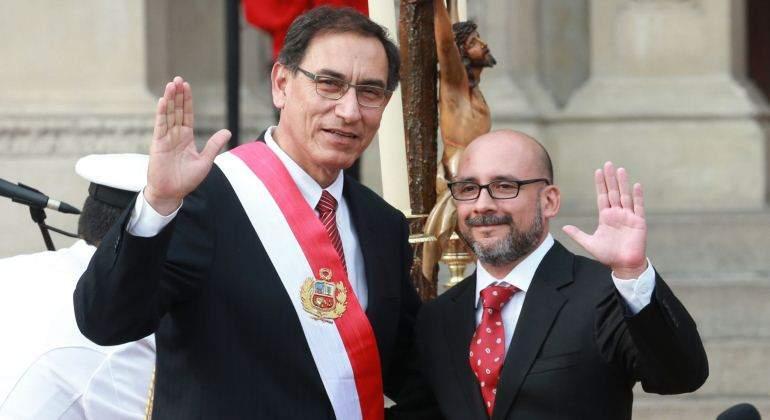 Christian Sánchez es el nuevo ministro de Trabajo
