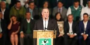 Meade aseguró que el 2018 será un año de proyectos a favor de México
