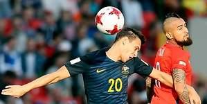 Chile iguala con Australia y se cita con Portugal y CR7