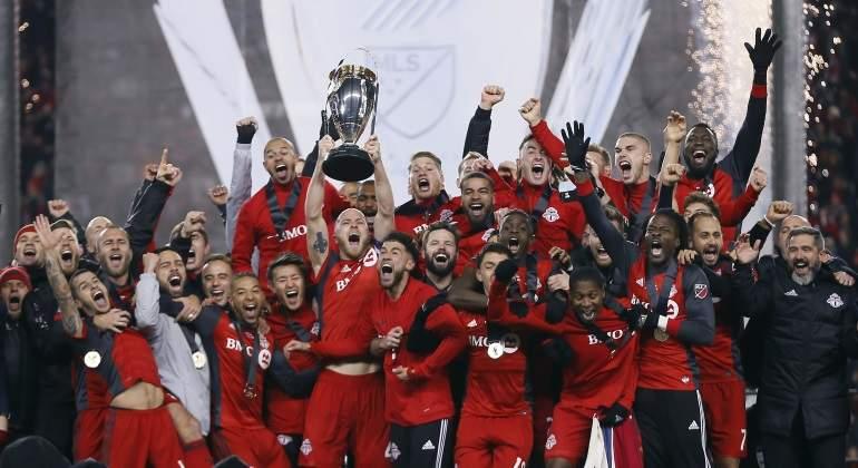 Toronto es campeón en la MLS