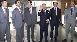 Los Ruiz-Mateos solicitan becas para pagar el colegio de sus hijos
