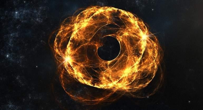 Los agujeros negros borran el pasado para formar infinitos futuros posibles