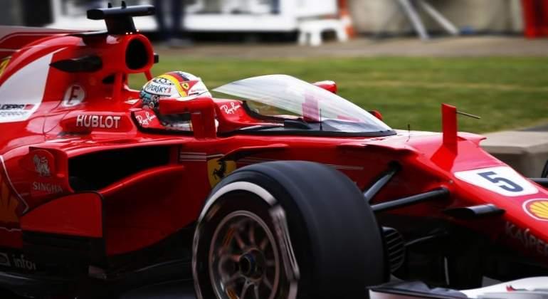 Valtteri Bottas dominó los ensayos libres en Silverstone