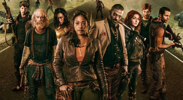 Z Nation, la nueva ficción sobre zombies, ya tiene fecha de estreno en Cuatro