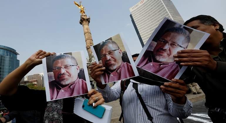 Persiste repudio internacional por asesinato de periodistas en México