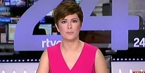El calvario de Lara Siscar: la presentadora de TVE vuelve a ser acosada