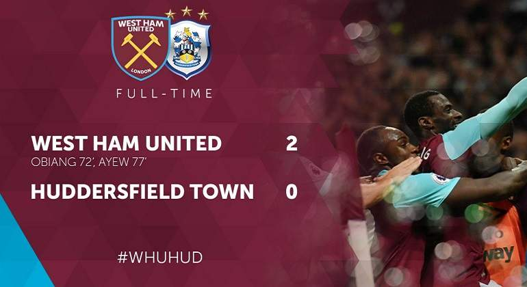 West Ham vs. Huddersfield Town: con 'Chicharito' Hernández por Premier League