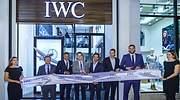 La relojera suiza IWC Schaffhausen abre su segunda boutique en la madrileña calle de Ortega y Gasset