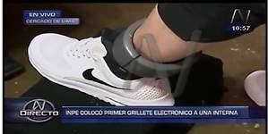 Grilletes electrónicos empezaron a usarse en Perú