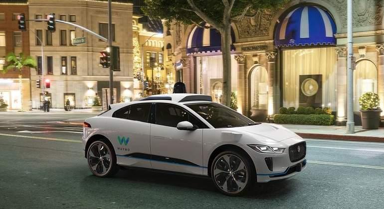 Jaguar I-Pace Waymo: Premium, eléctrico y autónomo