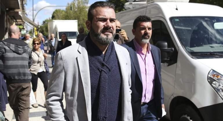 Galán se persona como acusación particular en la causa en la que se investiga a Villar