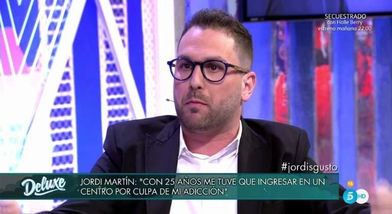 Jordi Martín confiesa que lo echaron de Sálvame Snow Week por esconder droga