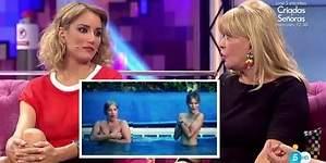 Carrillo con Bárbara Rey: del desnudo al enfado