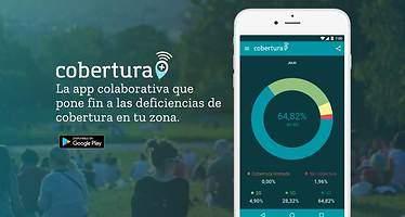 Cobertura+, la app colaborativa que ayuda a detectar zonas sin cobertura
