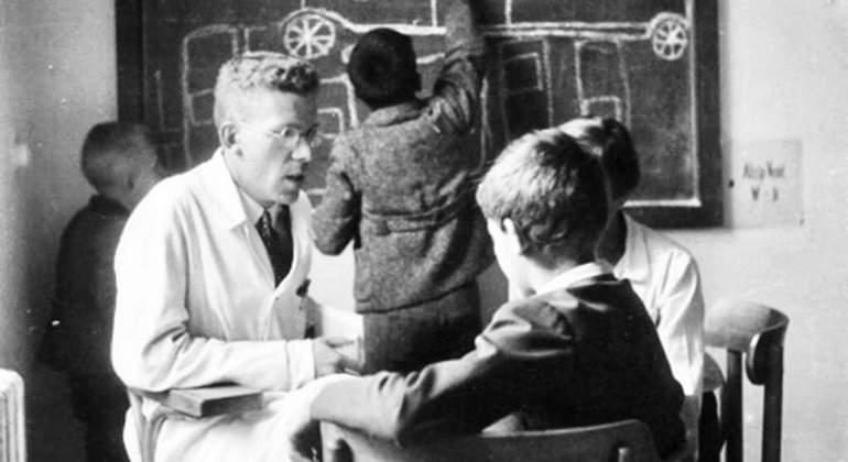 El doctor Asperger cooperó activamente con el programa nazi de eutanasia