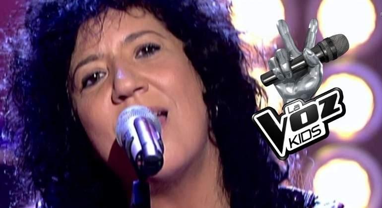 Rosana ficha por La Voz Kids para ser la asesora de Rosario