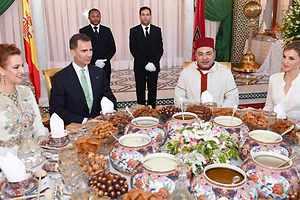 Divorcio real en Marruecos