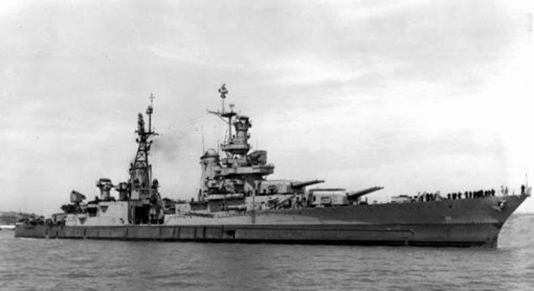 La tragedia del USS Indianápolis