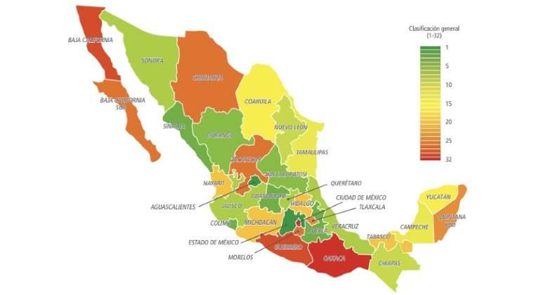 Puebla, cuarto mejor estado en México para hacer negocios