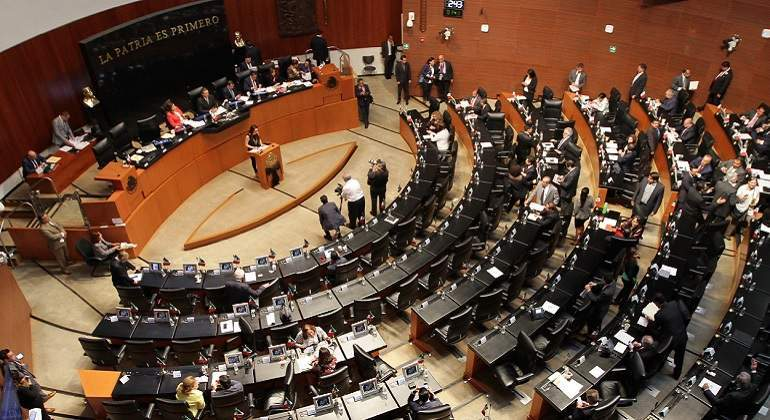 Senado de México Pide Frenar Cooperación con EU